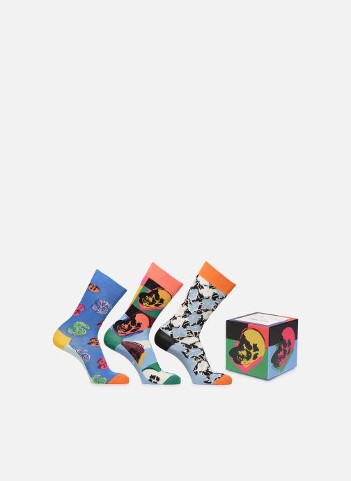 Chaussettes et collants Happy Socks Andy Warhol Gift Box Lot de 3 Multicolore vue détail/paire