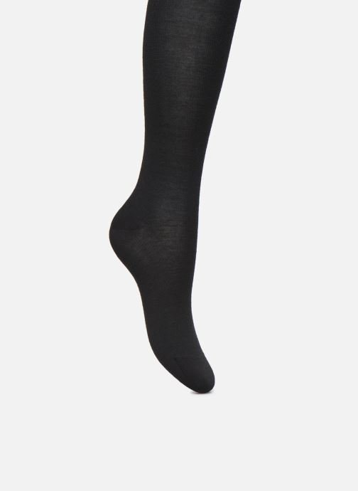 Socken & Strumpfhosen BLEUFORÊT Collant Laine Fine schwarz detaillierte ansicht/modell