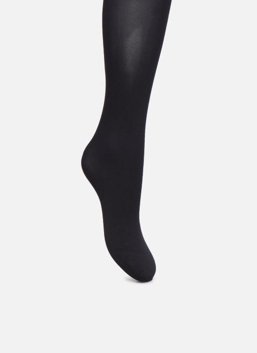 Chaussettes et collants BLEUFORÊT Collant Opaque 50D Noir vue portées chaussures