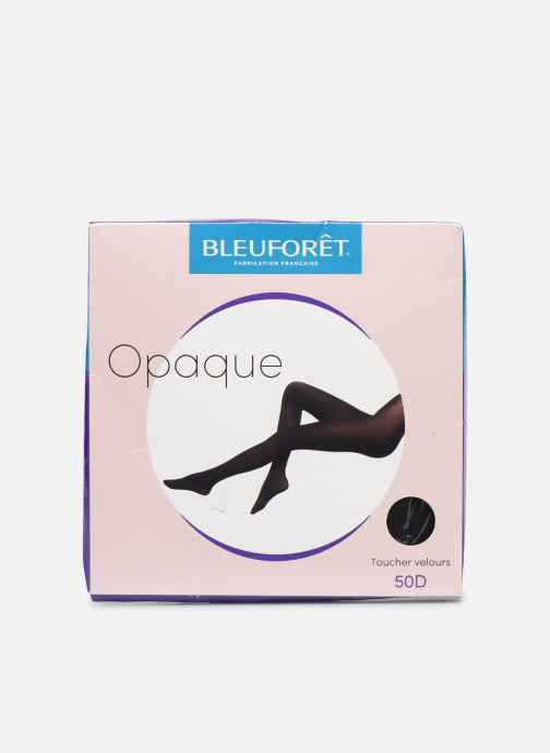 Socks & tights BLEUFORÊT Collant Opaque 50D Black detailed view/ Pair view
