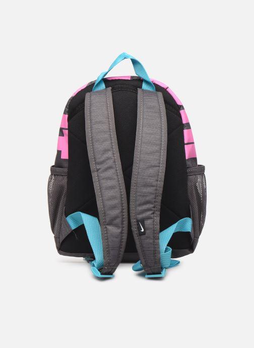 School bags Nike KID Brasilia Jdi Grey front view