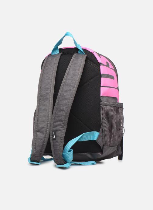 School bags Nike KID Brasilia Jdi Grey view from the right