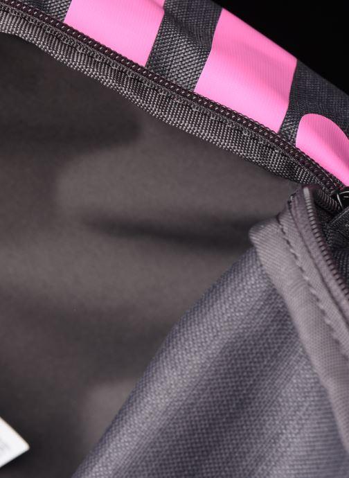 Schooltassen Nike KID Brasilia Jdi Grijs achterkant