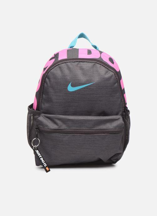 Schooltassen Nike KID Brasilia Jdi Grijs detail