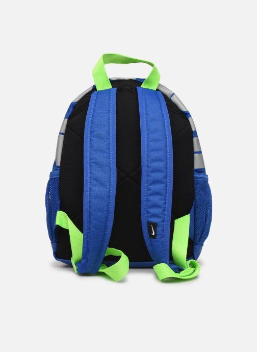 Schooltassen Nike KID Brasilia Jdi Blauw voorkant