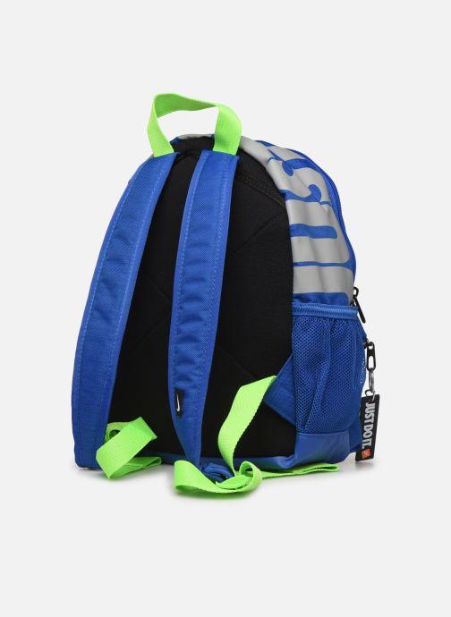 Skoletasker Nike KID Brasilia Jdi Blå Se fra højre