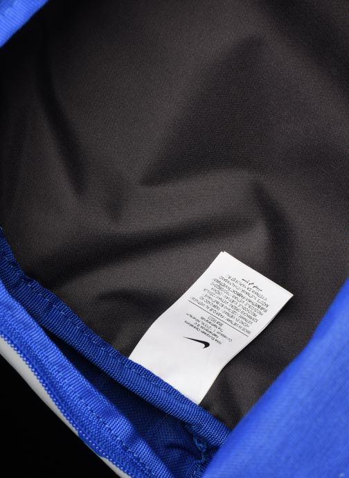 Schooltassen Nike KID Brasilia Jdi Blauw achterkant