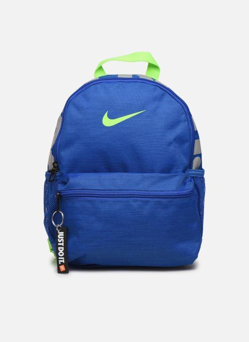 Schooltassen Nike KID Brasilia Jdi Blauw detail
