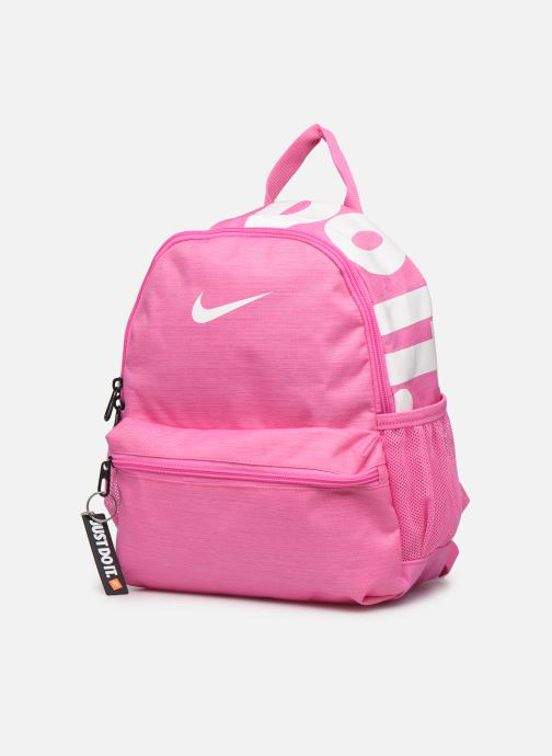 Scolaire Nike KID Brasilia Jdi Rose vue portées chaussures