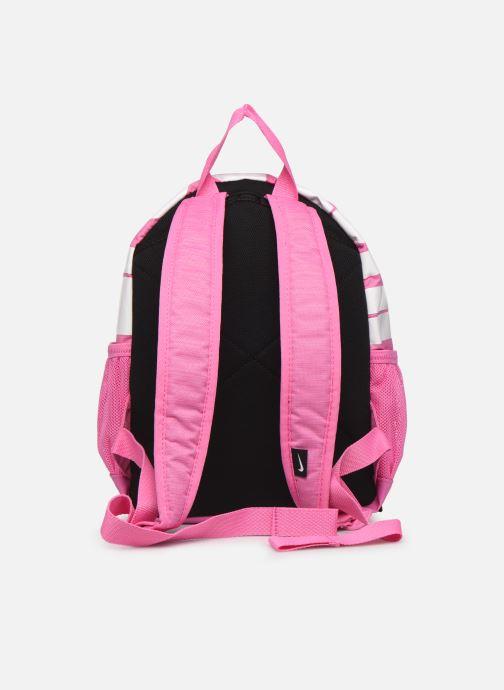 School bags Nike KID Brasilia Jdi Pink front view