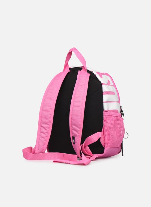 School bags Nike KID Brasilia Jdi Pink view from the right