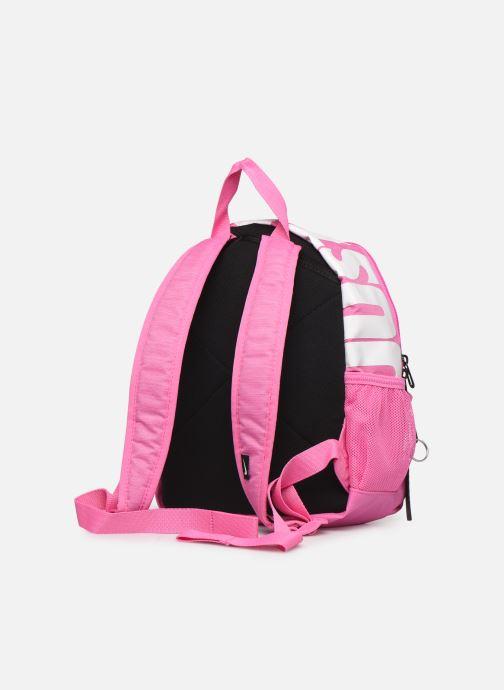 Skoletasker Nike KID Brasilia Jdi Pink Se fra højre