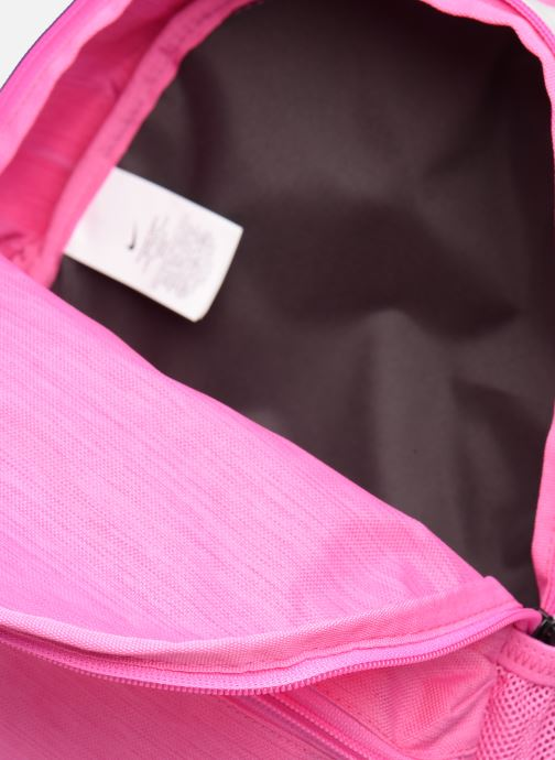 Schooltassen Nike KID Brasilia Jdi Roze achterkant