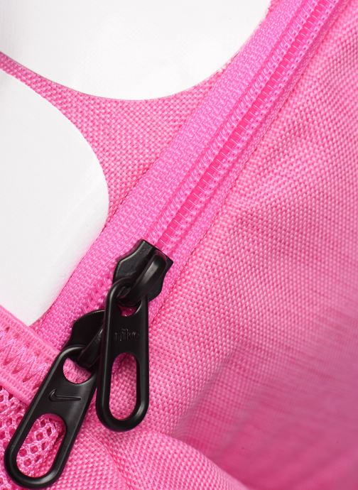 School bags Nike KID Brasilia Jdi Pink view from the left
