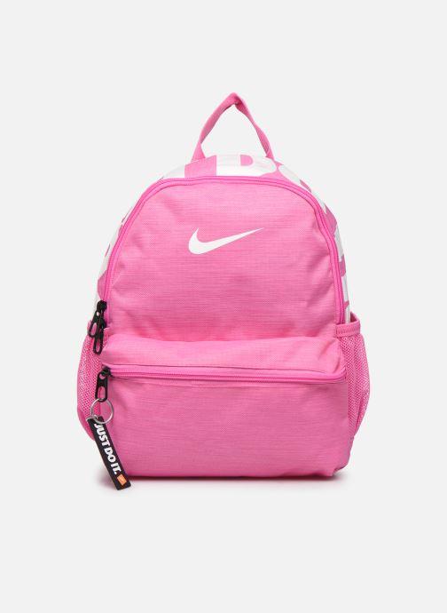 School bags Nike KID Brasilia Jdi Pink detailed view/ Pair view