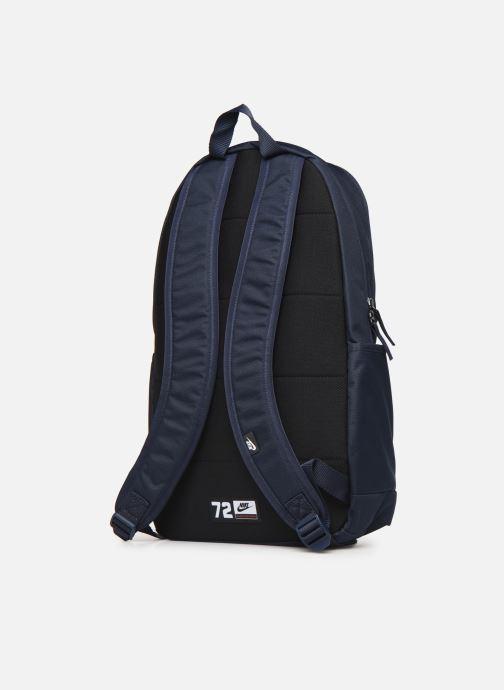 Sacs à dos Nike ELMNTL BKPK - 2.0 Bleu vue droite