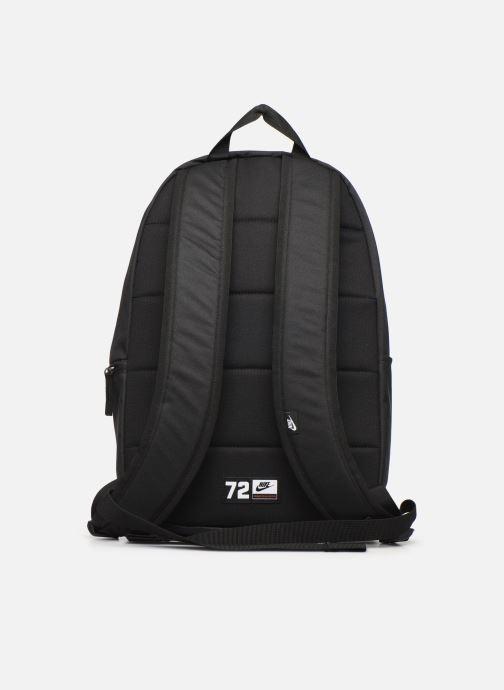 Rucksäcke Nike HERITAGE BKPK - 2.0 schwarz ansicht von vorne