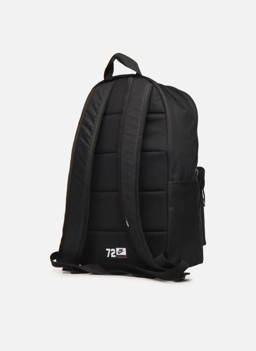 Rugzakken Nike HERITAGE BKPK - 2.0 Zwart rechts