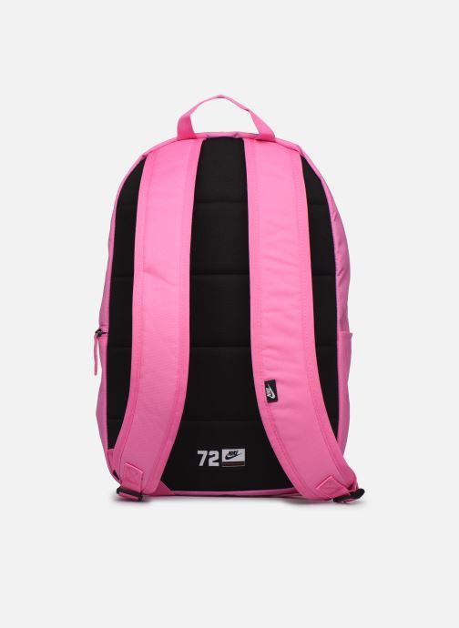 Rucksäcke Nike HERITAGE BKPK - 2.0 rosa ansicht von vorne