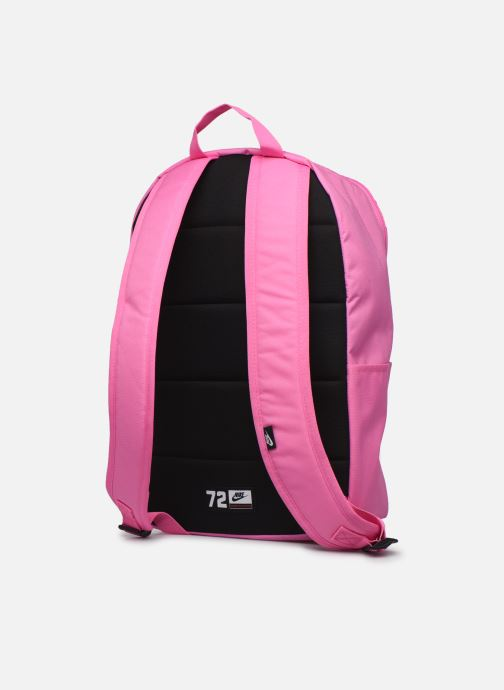 Rucksacks Nike HERITAGE BKPK - 2.0 Pink view from the right