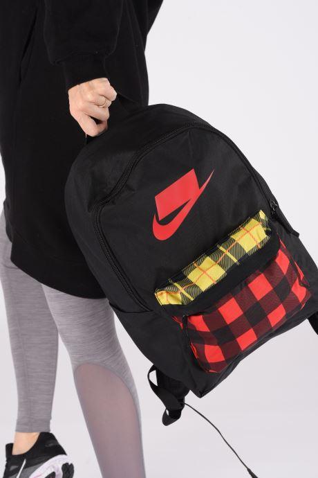Rugzakken Nike Heritage Zwart onder