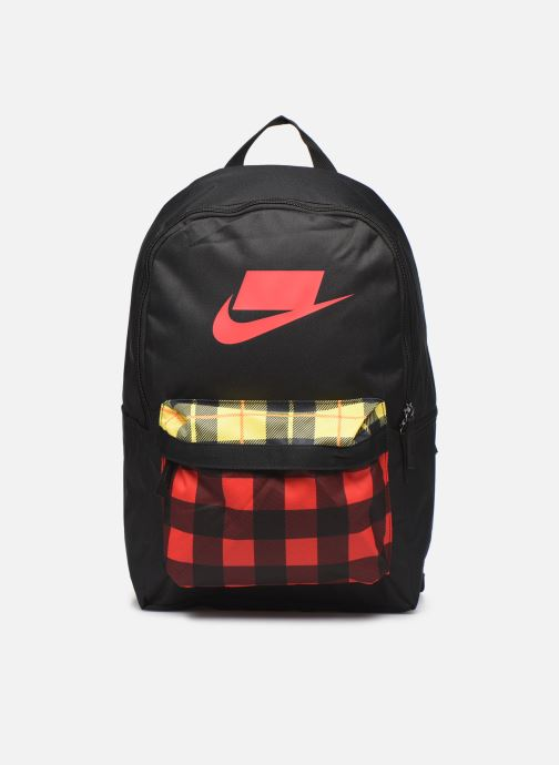 Rucksacks Nike Heritage Black detailed view/ Pair view