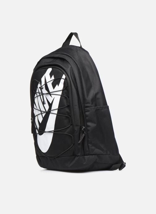 Zaini Nike HAYWARD BKPK - 2.0 Nero modello indossato