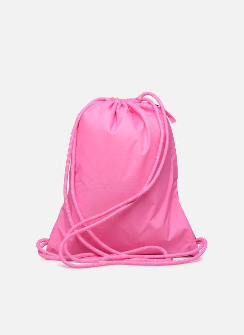 Sporttaschen Nike HERITAGE GMSK - 2.0 rosa ansicht von vorne