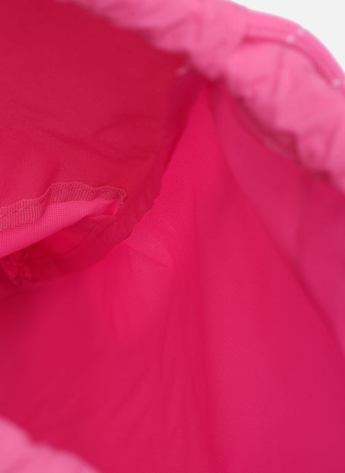 Sporttaschen Nike HERITAGE GMSK - 2.0 rosa ansicht von links