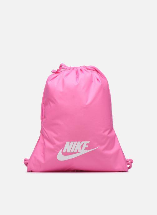 Sporttaschen Nike HERITAGE GMSK - 2.0 rosa detaillierte ansicht/modell