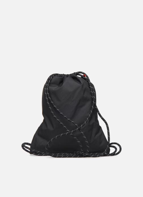 Sporttaschen Nike HERITAGE GMSK - 2.0 schwarz ansicht von vorne