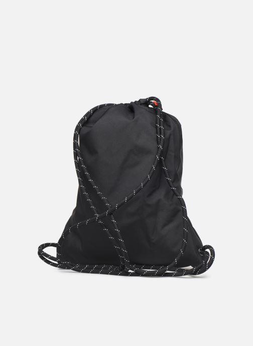 Sporttaschen Nike HERITAGE GMSK - 2.0 schwarz ansicht von rechts