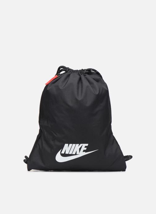 Sporttaschen Nike HERITAGE GMSK - 2.0 schwarz detaillierte ansicht/modell