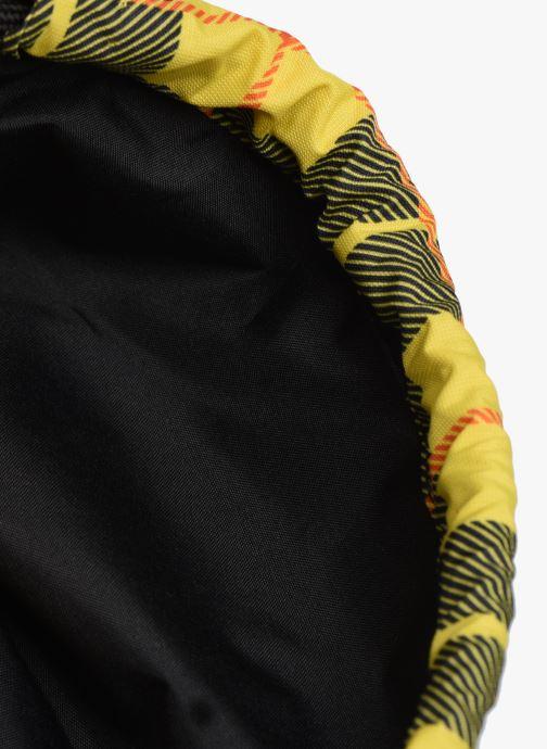 Sporttaschen Nike HERITAGE GMSK - 2.0 AOP gelb ansicht von hinten