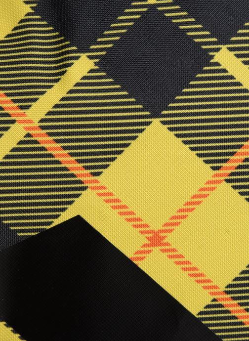 Bolsas de deporte Nike HERITAGE GMSK - 2.0 AOP Amarillo vista lateral izquierda