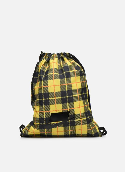 Sports bags Nike HERITAGE GMSK - 2.0 AOP Yellow detailed view/ Pair view