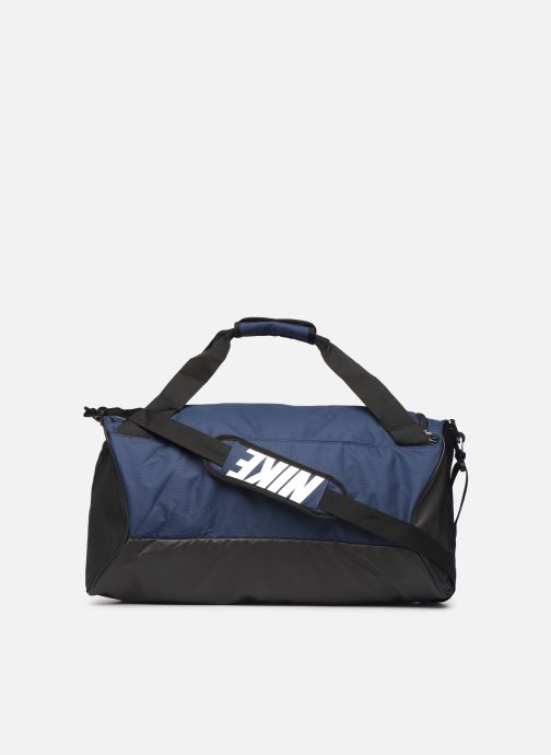 Sporttaschen Nike BRSLA M DUFF - 9.0 blau ansicht von vorne