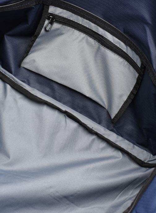 Sports bags Nike BRSLA M DUFF - 9.0 Blue back view