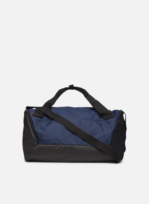 Bolsas de deporte Nike BRSLA S DUFF - 9.0 Azul vista de frente