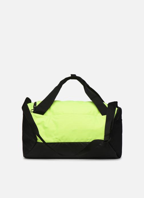 Sporttaschen Nike BRSLA S DUFF - 9.0 gelb ansicht von vorne