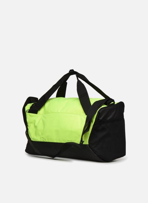 Sporttaschen Nike BRSLA S DUFF - 9.0 gelb ansicht von rechts