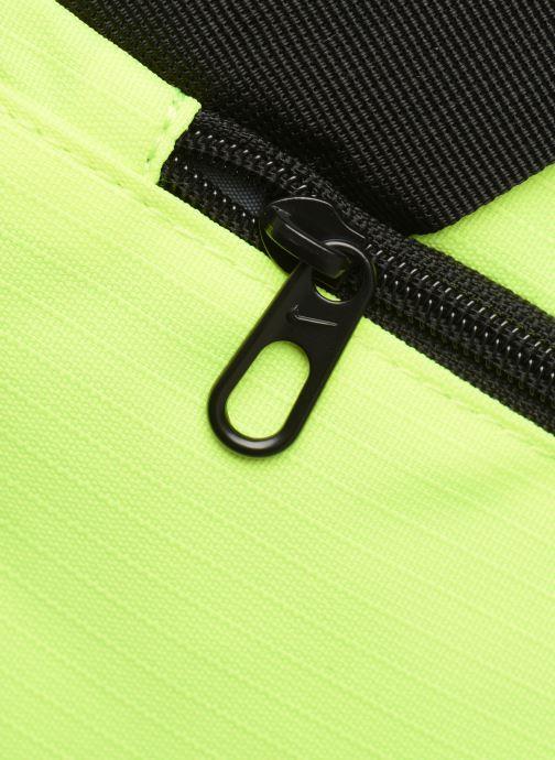 Sacs de sport Nike BRSLA S DUFF - 9.0 Jaune vue gauche