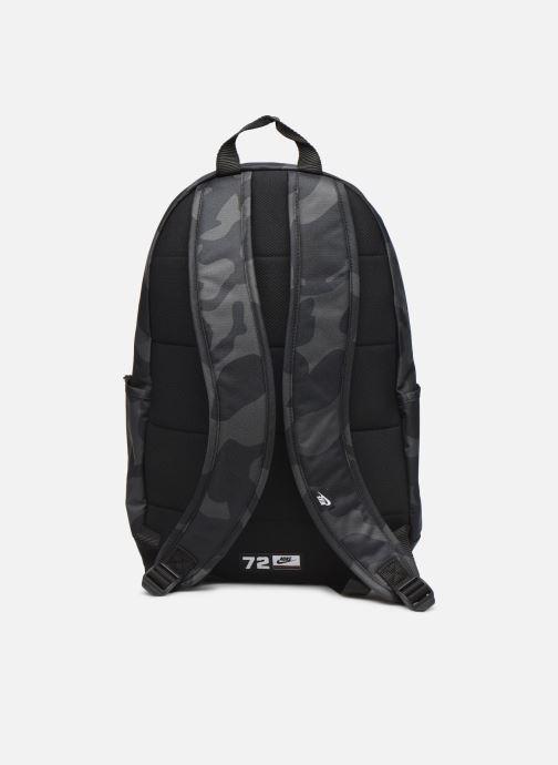 Mochilas Nike ELMNTL BKPK - 2.0 AOP2 Negro vista de frente
