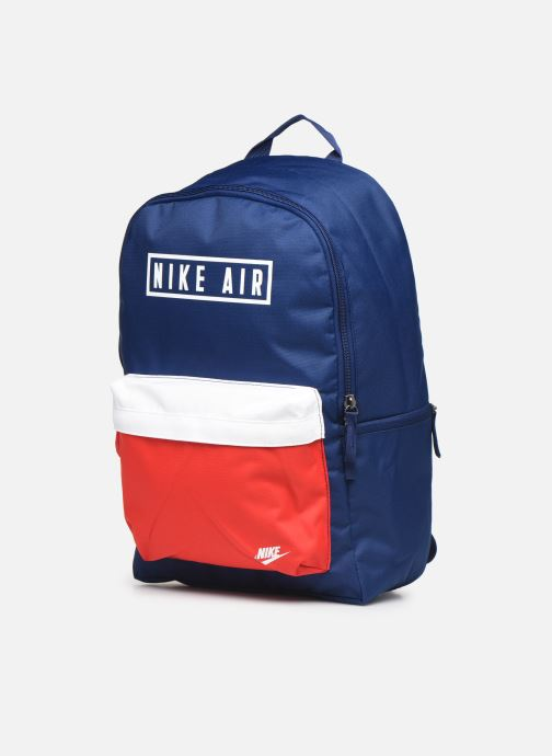 Rucksacks Nike HERITAGE BKPK - 2.0 AIR GFX Blue model view
