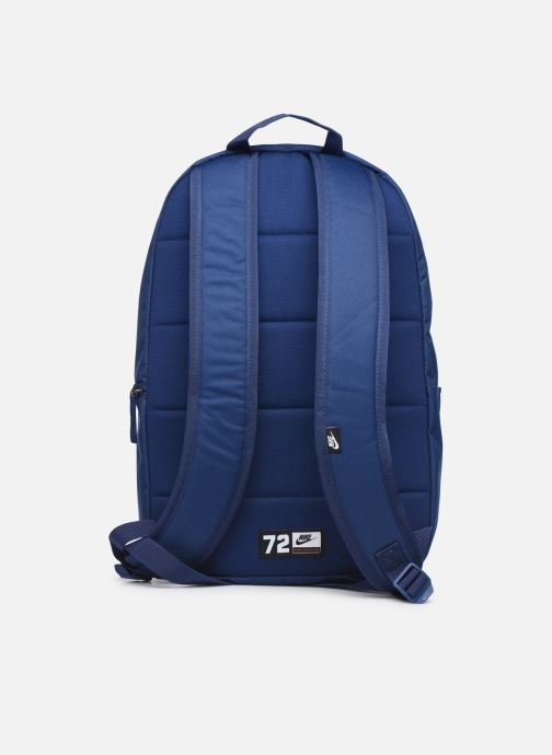 Rucksacks Nike HERITAGE BKPK - 2.0 AIR GFX Blue front view