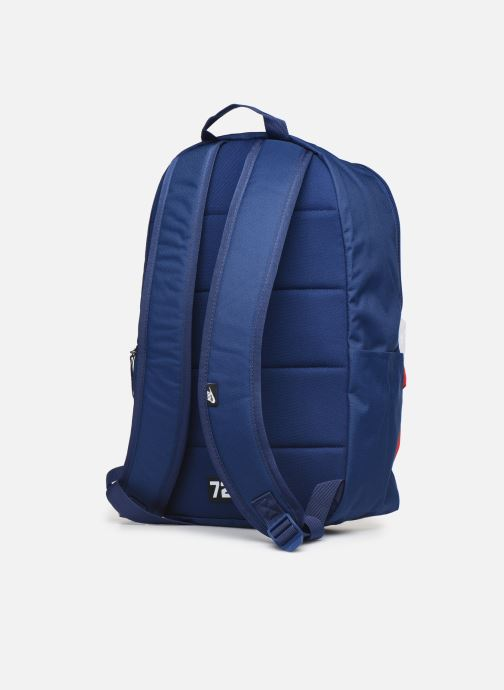 Rucksacks Nike HERITAGE BKPK - 2.0 AIR GFX Blue view from the right
