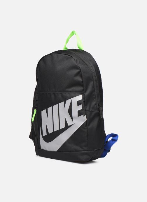 Sacs à dos Nike KID Y NK ELMNTL BKPK Noir vue portées chaussures
