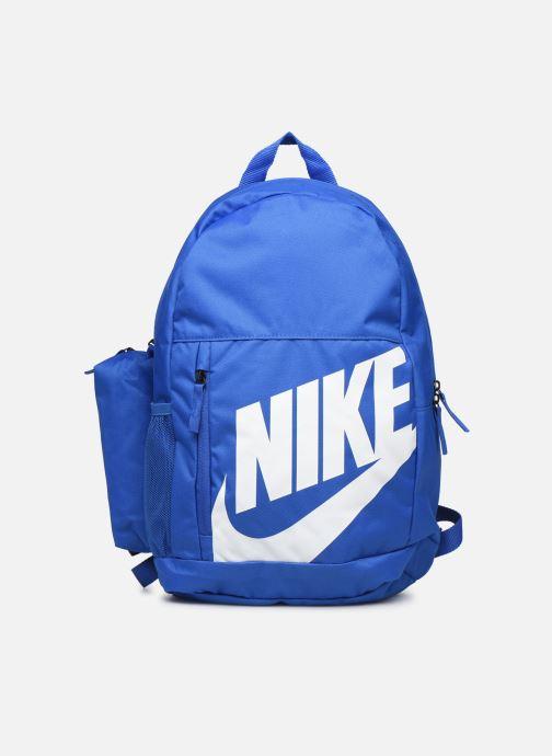 Sacs à dos Nike KID Y NK ELMNTL BKPK Bleu vue détail/paire