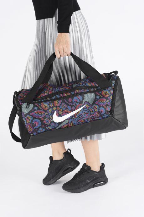 Bolsas de deporte Nike BRSLA S DUFF - 9.0 AOP 3 Multicolor vista de abajo