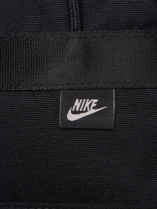 Rucksäcke Nike TANJUN BKPK - MINI schwarz ansicht von links